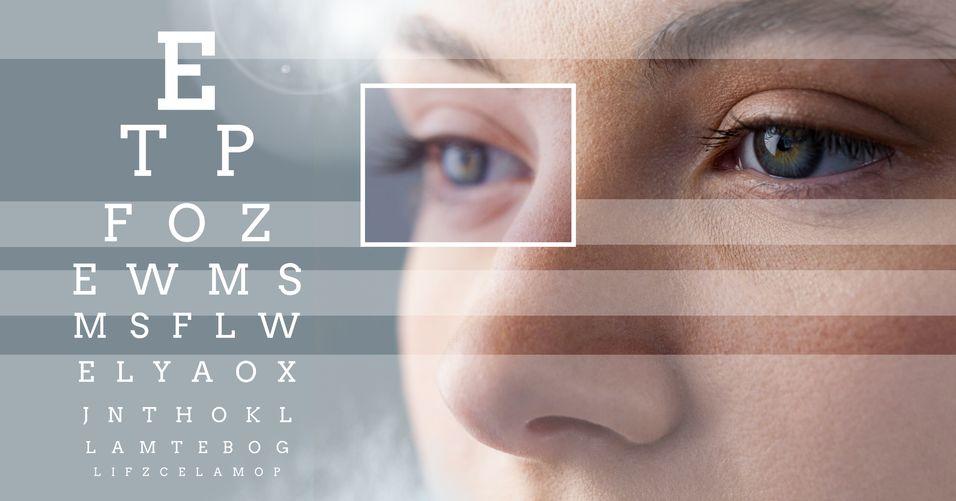 Test de visión online